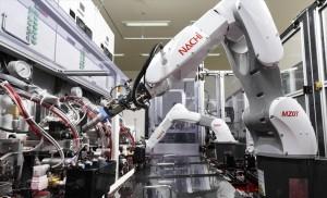 ロボットの活用広がる
