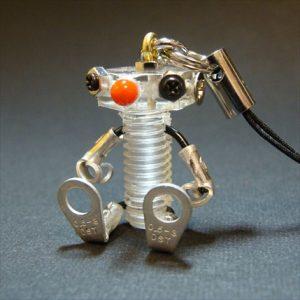 ロブテックスのロボットキーホルダー