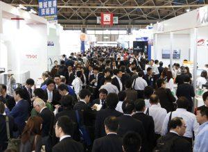 名古屋ものづくりワールド<br>世界から1020社が出展